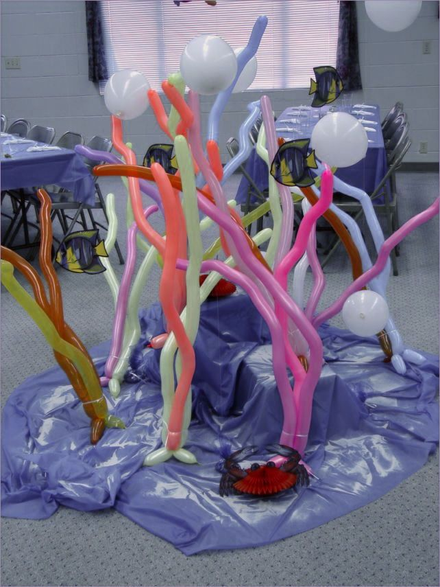 under the sea decorations | under the sea) reef decor | VBS Decorations