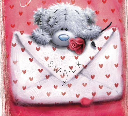 Envelopes filled with love