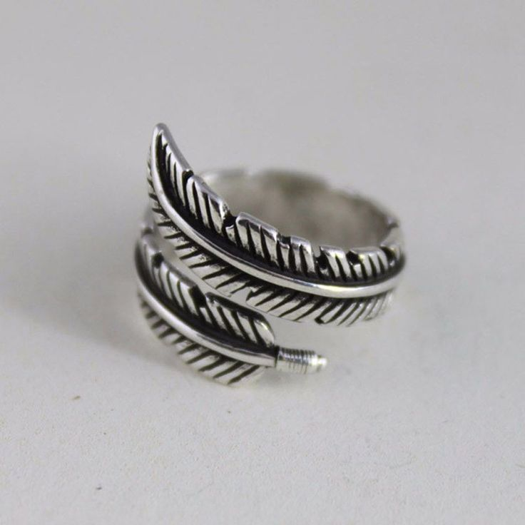 Silver Plated Vintage Style Opening Rings For Women Fine Jewelry Gift #Unbranded #Vintage #finerings