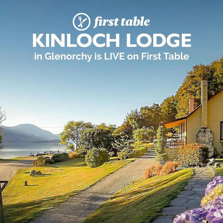 A heritage experience awaits at Kinloch Lodge  . . . Book the #firsttable for #KinlochLodge in #Kinloch and you'll get 50% off the food bill for 2 to 4 diners  . . . . The lodge was established in the 1880s by Captain Richard Bryant an Englishman who came to New Zealand to seek gold after 20 years at sea. Unlucky at the gold fields he and his Irish wife Mary Anne turned their hands to hospitality. After years of neglect the lodge was purchased in 2000 by John and Toni Glover who lovingly…