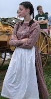 Pioneer Clothing Guidelines & Tips - Ashburn Stake YC Trek 2010