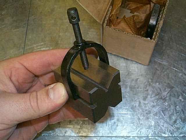 Milling Machine V Blocks | Milling,Turning,Welding | Home Machine Shop