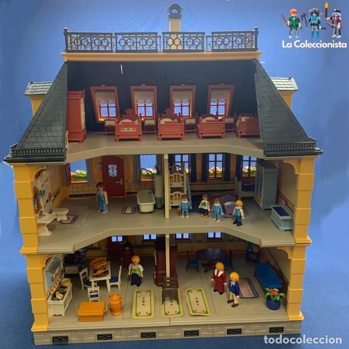 Playmobil Gran Masion 5301 Con Muchos Muebles Victorianos Ver