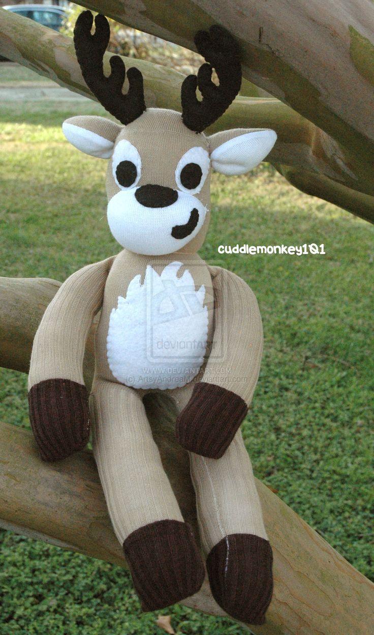 Sock Deer