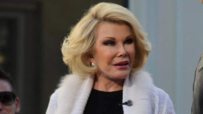 Legendary comic Joan Rivers has left behind a personal fortune worth £92 million, much of which come... - Provided by Bang
