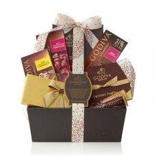 Godiva Birthday Gift Basket