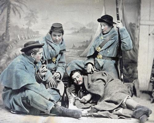 37 best images about Civil War Soldiers on Pinterest | Kit ... Young Civil War Union Soldiers