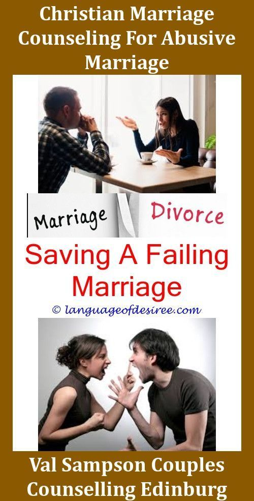 How To Fix A Marriage When To Get Marriage Counseling Marriage And
