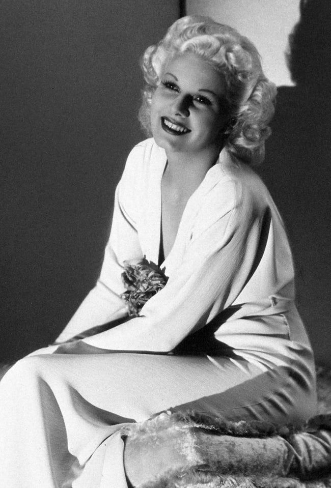 Jean Harlow is listed (or ranked) 48 on the list Who Was the Most Attractive Actress at 25 Years Old?
