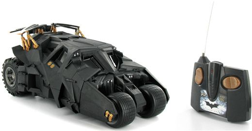 Batman: The Dark Knight Batmobile RC Car