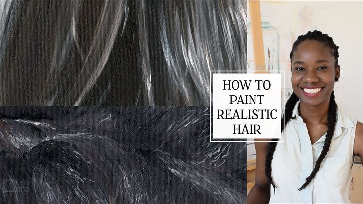 Painting Realistic Hair: The Ultimate Guide 00:00 Intro 01:17 Straight slightly wavy hair. 04:03 Different types of strokes 05:37 Curly frizzy or coily hair 06:48 Weird football hair?? :) The tutorial you've been waiting for! I tried to keep it content packed and useful. Three different paintings using oil on canvas covering the different hair types. Thank you for watching! Subscribe to my channel for time lapse videos of paintings oil painting and drawing tutorials vlogs and interesting…