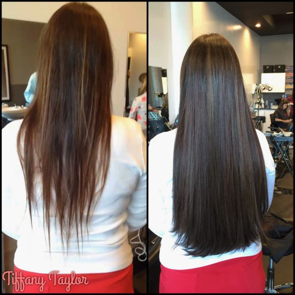 28 Best Hair Extensions Dallas Before And After Images On