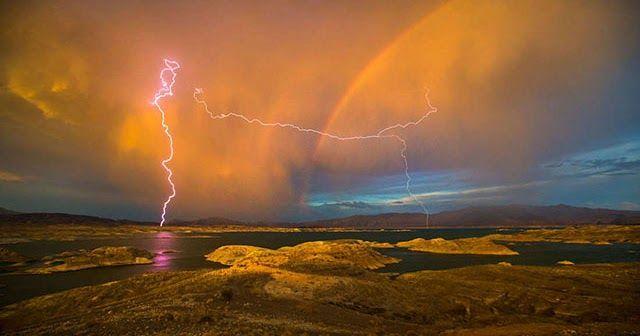 Νέο παγκόσμιο ρεκόρ για τον μακρύτερο κεραυνό προκαλεί σοκ στους επιστήμονες #ΤΕΧΝΟΛΟΓΙΑ