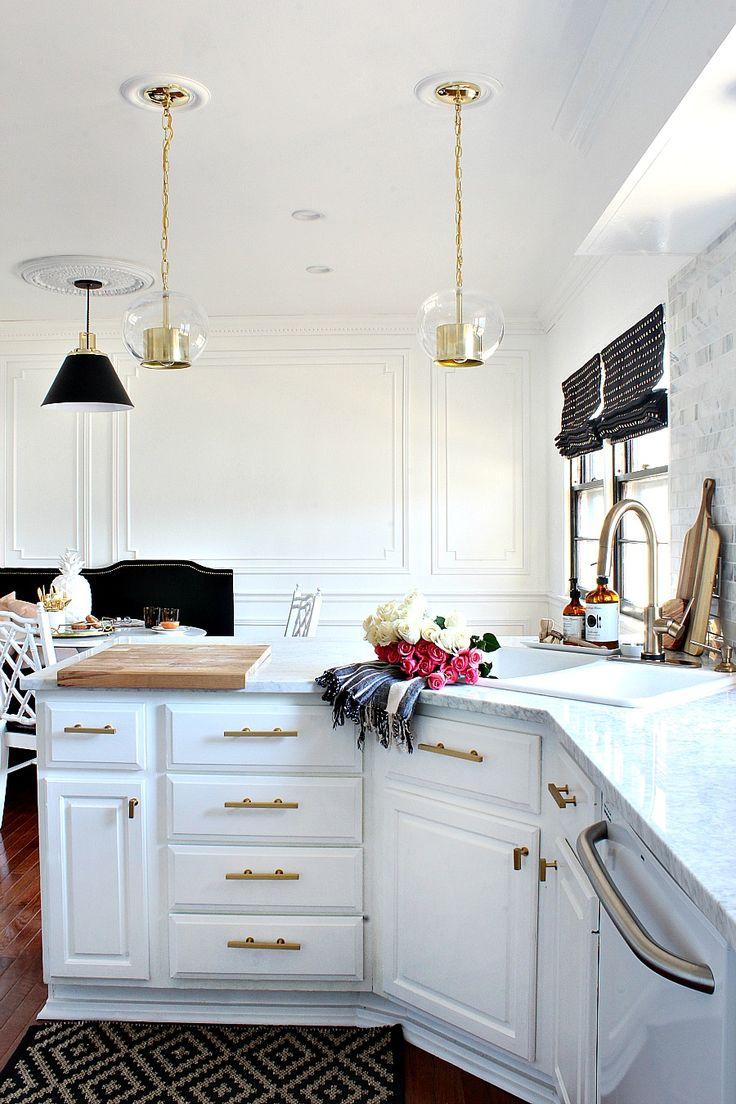 253 best Home Decor/Rebuild images on Pinterest | Kitchen modern ...