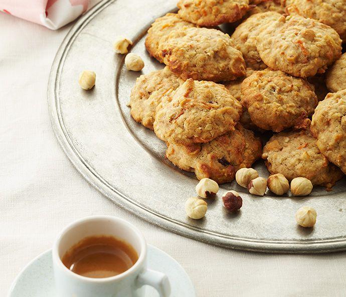 Carrot oatmeal cookies - Taste | My wishlist | Pinterest