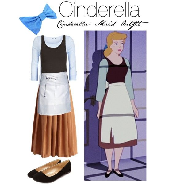 Halloween is just around the corner and we at IIDoubleTakeII have collected everything you need to complete your costume this year with each item under $50. Here is Cinderella's maid outfit from Cinderella. Visit https://www.etsy.com/shop/IIDoubleTakeII for the perfect bow to complete your look today! #Cinderella #Halloween #Costume #disney