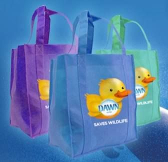 FREE Dawn Wildlife Tote Bag