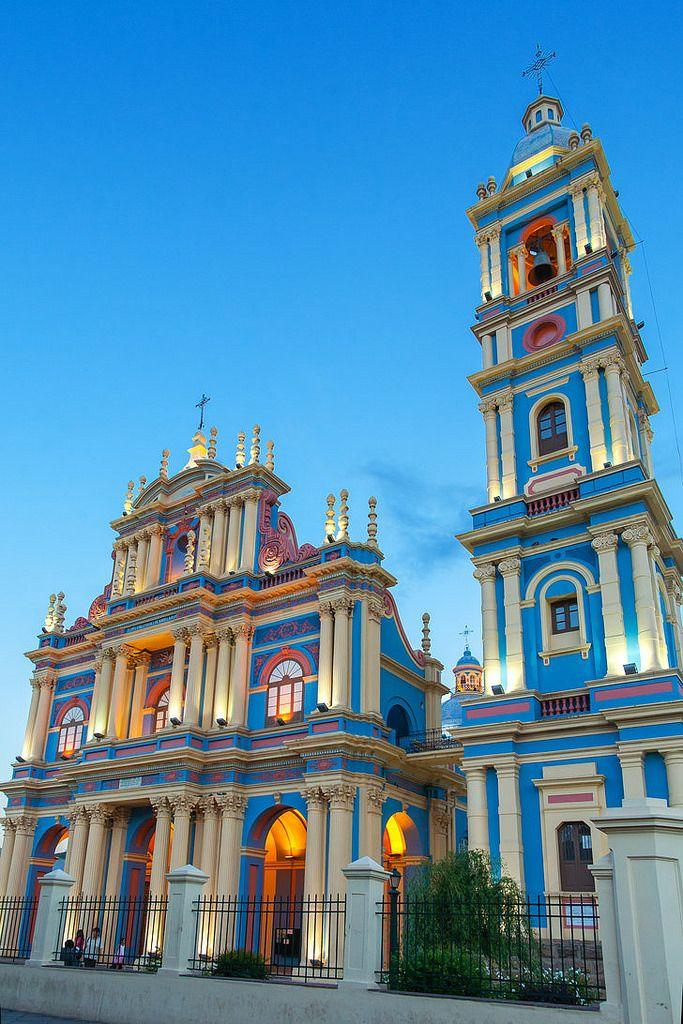 """breathtakingdestinations: """" Salta - Argentina (by Alessandro Grussu) """""""