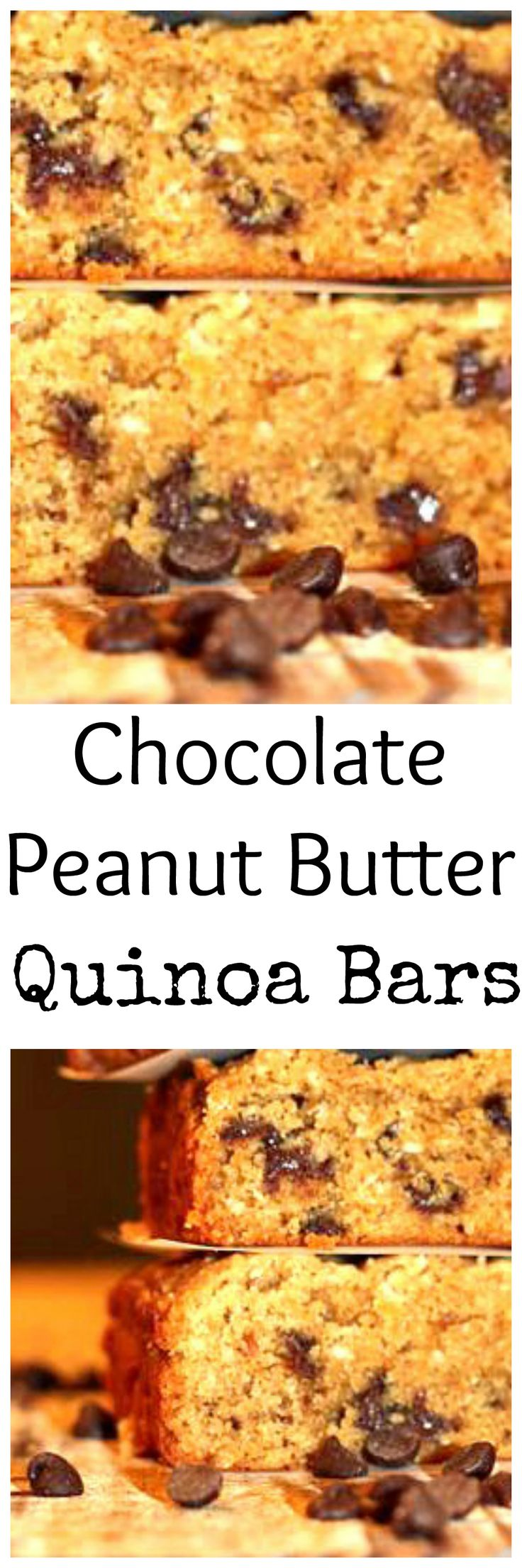 Substituting #quinoa flakes and brown rice flour adds the body and texture of flour, but keeps them low-FODMAP. Try out this winning combination of peanut butter and #chocolate, guilt-free!