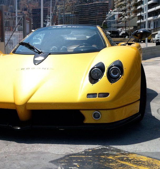 Pagani Zonda #Luxury #Autos