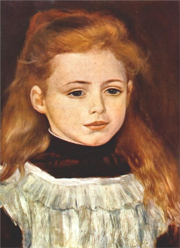 1000 images about renoir portraits on pinterest for Auguste renoir