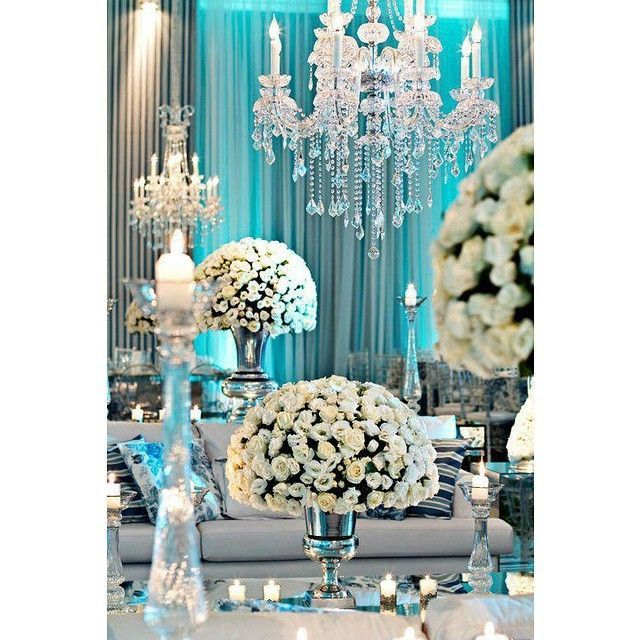 Tiffany Blue Wedding Decoration Ideas: Blue Wedding Decorations, Wedding
