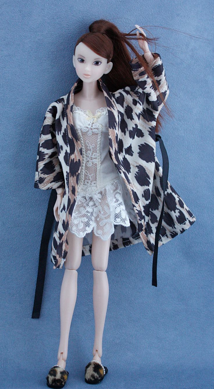 Excited to share the latest addition to my #etsy shop: Outfit for 1/6 Momoko doll: Corset, dressing gown and slippers. Free shipping! http://etsy.me/2zT3f2U  #momokodoll #momokooutfits #momokoclothes #dollclothing #dollfashion #momokodollclothes #momokobjd #momokocorset