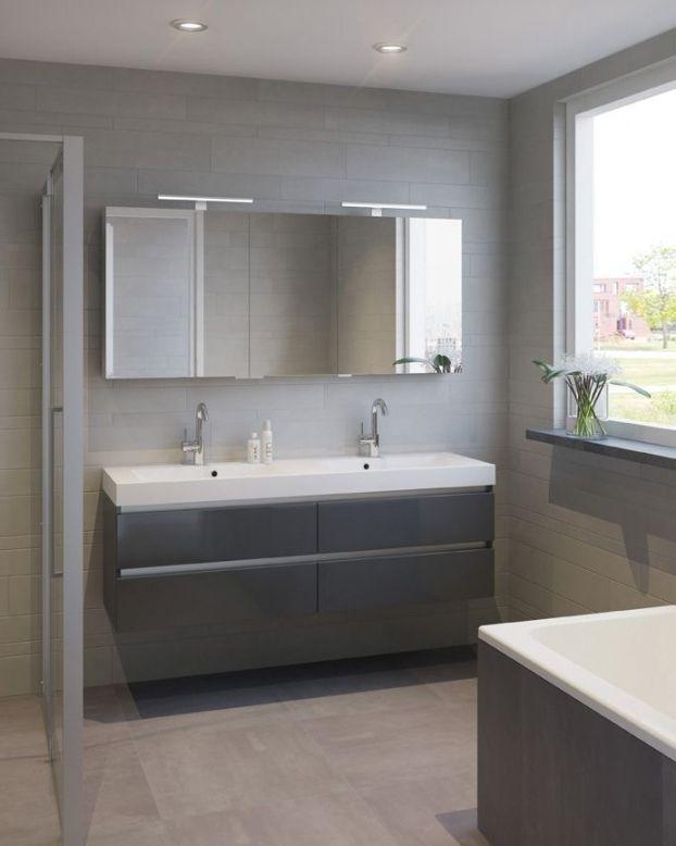 Badkamertegels Zwart Wit.Badkamer Ideeen Zwart Wit Nieuw Cottage Badkamers