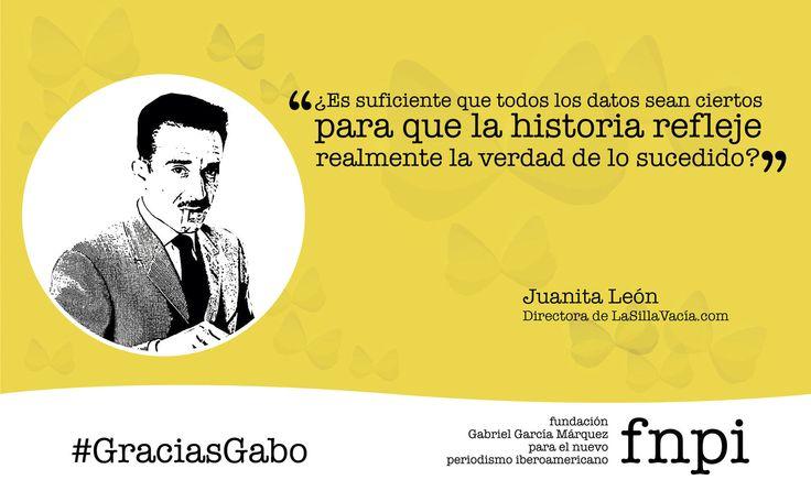 Leer más . . . http://especialgabo.fnpi.org/maestros/una-lagrimita-de-mas/  #GraciasGabo