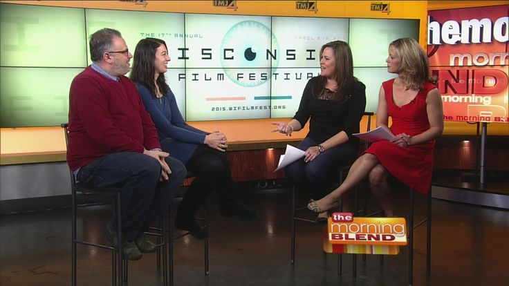 2015 - Interview with Wisconsin Film Festival and Clarence Director