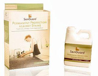 Senguard Granite Sealer Bottle