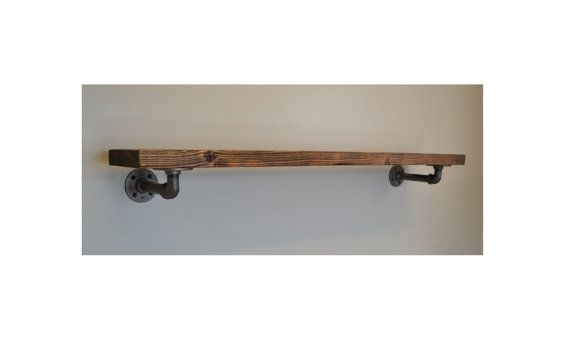 Floating Shelves Floating Shelf 36 Rustic by MintageDesigns