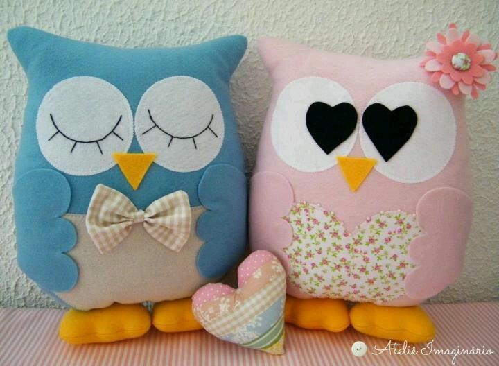 17 best images about buhos on pinterest crochet owls - Cojines de patchwork ...