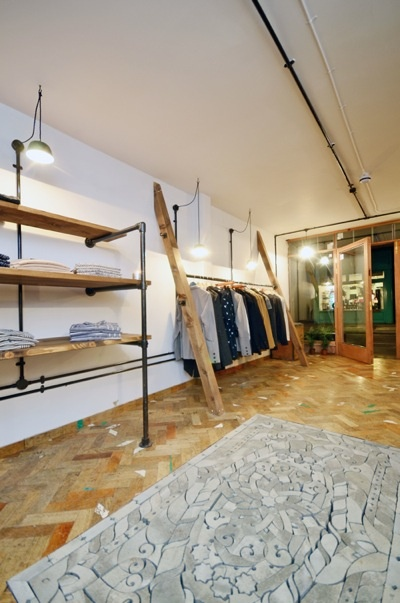 percival store berwick street