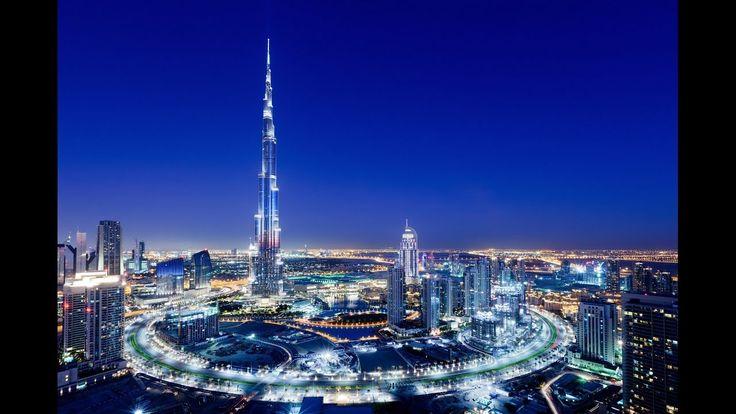 Burj Khalifa Dubai World's Biggest Mall - Full HD Documentary