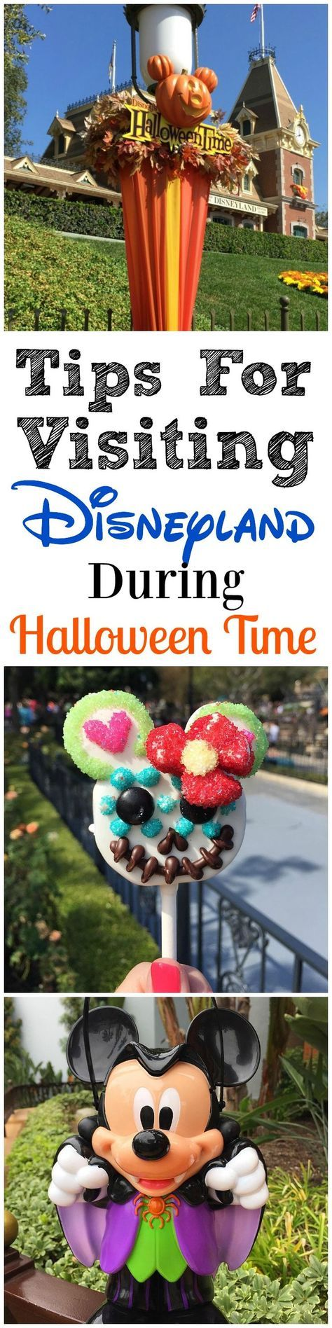 Tips For Visiting Disneyland Resort During Halloween Time!! Making the best of your Fall vacation!!