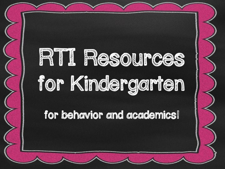 1000+ images about Differentiated Kindergarten on ...