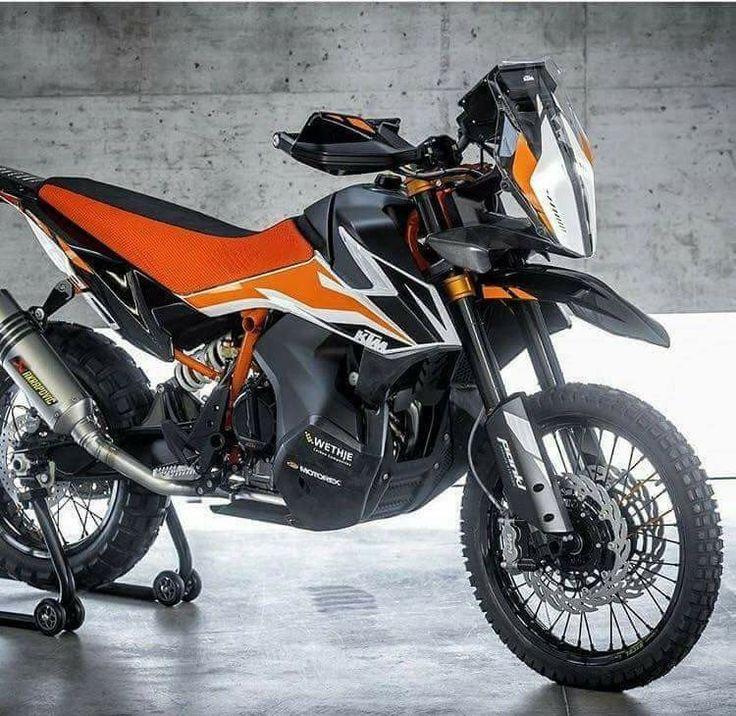 KTM 790 Adventure (concept)