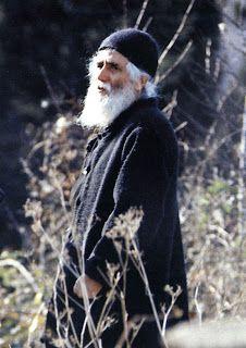 ΘΕΙΑ ΨΥΧΑΝΑΛΥΣΗ: Γιατί κλαῖς, πάτερ Παϊσιε! Σέ πονάει κάτι