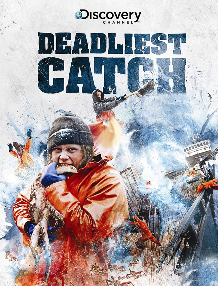 Great ad!: Catch Seasons, Catch Editorial, Catch Awesome, Tv Show, Favorite Showsmovi, Deadliest Catch Bad, Catch Bad Ass, Fav Tv, Favorite Movie