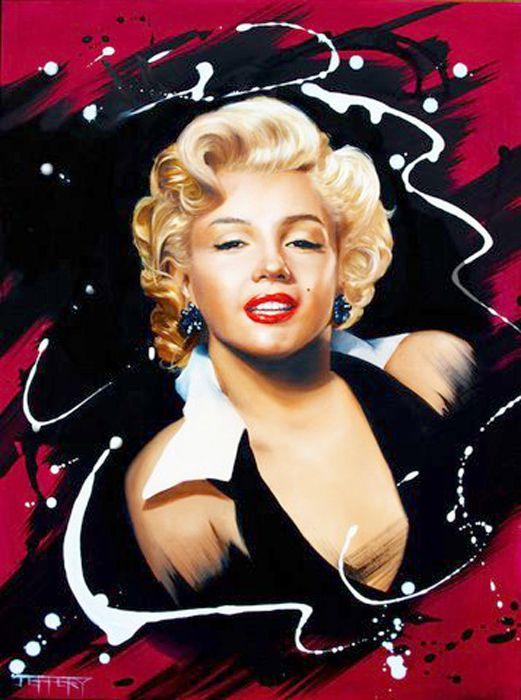 Marilyn, artist: Ben Jeffery
