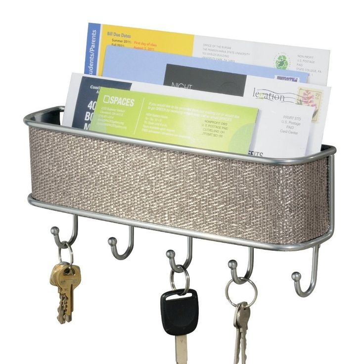 Настенный органайзер для ключей и писем Twillo - Порядочный магазин - Купить