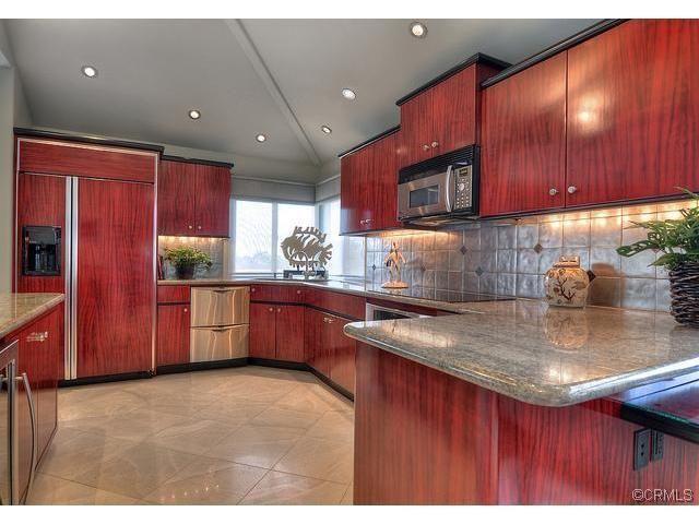 Redwood Cabinets | Stunning Kitchens | Pinterest