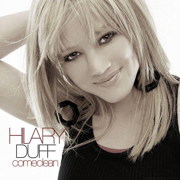 "Hilary Duff ""Come Clean"""