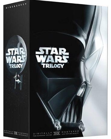 VP Star Wars Trilogy [DVD] [1977] [Region 1] [US Import] [NTSC] No description (Barcode EAN = 0024543123415). http://www.comparestoreprices.co.uk//vp-star-wars-trilogy-[dvd]-[1977]-[region-1]-[us-import]-[ntsc].asp