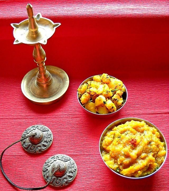 kaddu ki sabzi: kaddu sabzi recipe |  recipe says small pumpkin but recipe from Hudson Valley mag uses Hubbard Squash Hubbard squash with Indian spices