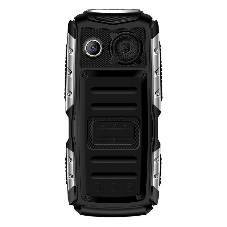 Lingwin N2 2.4 Inch 3100mAh OTG Dual Sim Dual Flashlight Power Bank Long Standby Mobile Phone Sale - Banggood.com