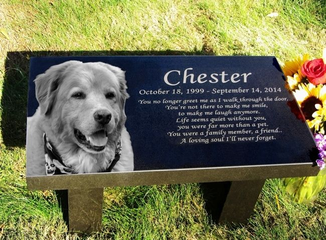 Pet Memorial Stones, Grave Markers, Pet Headstones