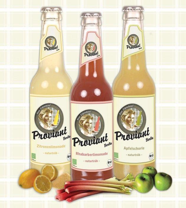 Proviant - Limo und Smoothies  http://www.proviant-smoothies.de