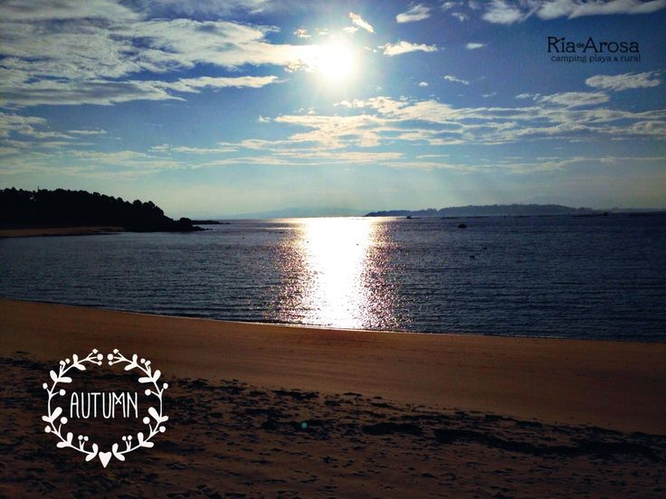 #otoño #autumn desde la Playa de #Cabio